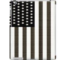 United States of America (Urban Flag) iPad Case/Skin