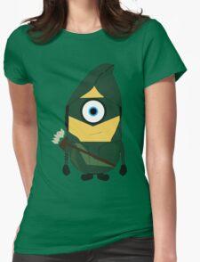 Mini-arrow Womens Fitted T-Shirt