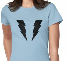 Legion of Super-Heroes; Lightning Lass Womens Fitted T-Shirt