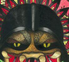 Darth Vader/Predator Sticker
