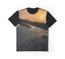 Ripples on a hillside - photograph Graphic T-Shirt