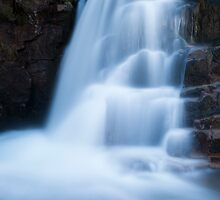 waterfall, ardessie by codaimages