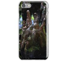 Cypress knobs iPhone Case/Skin