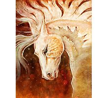 Epona Photographic Print
