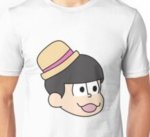 Totty with hat Unisex T-Shirt