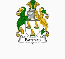 Patterson Coat of Arms / Patterson Family Crest Unisex T-Shirt