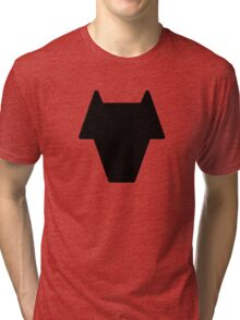 Legion of Super-Heroes; Timber Wolf Tri-blend T-Shirt