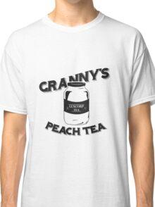 Granny's Peach Tea Batman v Superman Classic T-Shirt
