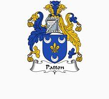 Patton Coat of Arms / Patton Family Crest Unisex T-Shirt