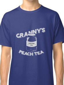 Granny's Peach Tea White Classic T-Shirt