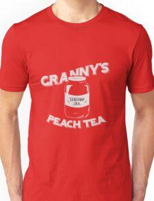 Granny's Peach Tea White Unisex T-Shirt