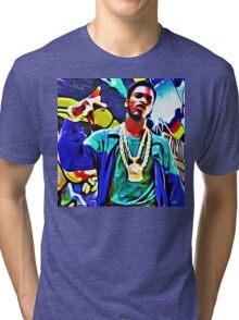 87 LIVE: NO JOKE! Tri-blend T-Shirt