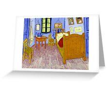 Vincent van Gogh Bedroom in Arles Greeting Card