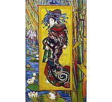 Vincent van Gogh Courtesan Photographic Print