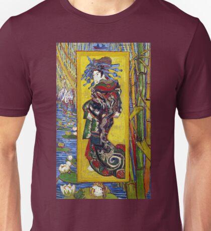 Vincent van Gogh Courtesan Unisex T-Shirt