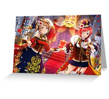 Love Live! School Idol Project - Royal Greeting Card