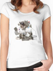 Soul of a Spaceman Women's Fitted Scoop T-Shirt