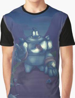 The Sad Machine Graphic T-Shirt