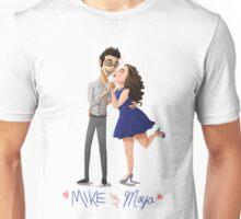 Mike and maya Unisex T-Shirt