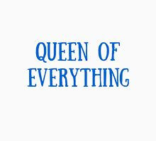 Queen of Everything (All Blue) Unisex T-Shirt