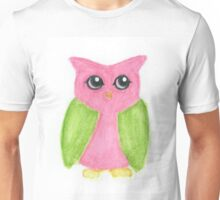 Owl - Cute and Sweet Unisex T-Shirt