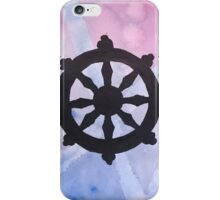 Wheel of Dharma iPhone Case/Skin