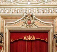 King's Theatre Sticker