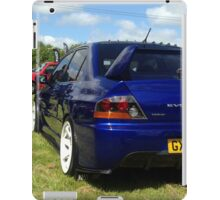 JDM Cars - Evo Japfest 2015 iPad Case/Skin