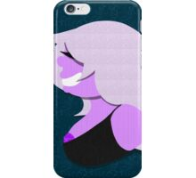 Pseudo Papercraft - Amethyst iPhone Case/Skin