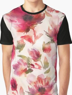 Faded Rose Graphic T-Shirt