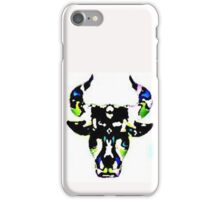 shamankablu bovine iPhone Case/Skin