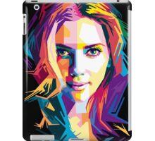 Scarlet Johansson   PolygonART iPad Case/Skin