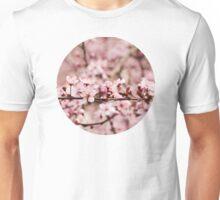 Vintage Cherry Blossoms Unisex T-Shirt