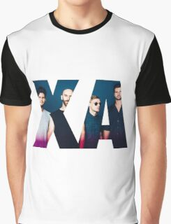 X Ambassadors Band Graphic T-Shirt