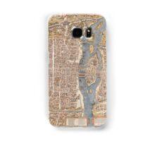 Original Paris: Around the world.. Wanderlust! Samsung Galaxy Case/Skin