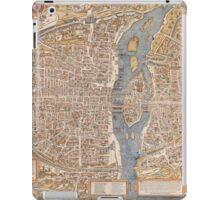 Original Paris: Around the world.. Wanderlust! iPad Case/Skin
