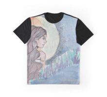 Sky Woman Graphic T-Shirt