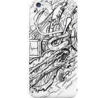 Biomech Machine iPhone Case/Skin