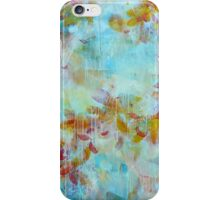 the flowing currents of my heart iPhone Case/Skin