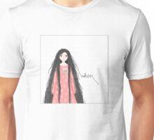 Self portrait: impatience Unisex T-Shirt