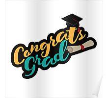 Congrats Grad Poster