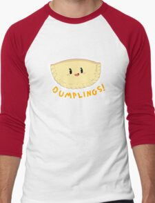 DUMPLINGS Men's Baseball ¾ T-Shirt