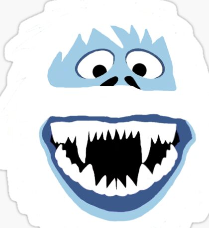 Bumble Face Sticker