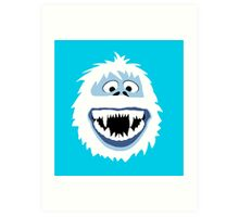 Bumble Face Art Print