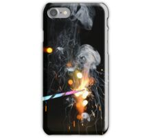 Ribbon Sparkler iPhone Case/Skin