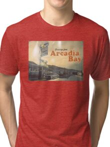 Life is strange from Arcadia Bay Tri-blend T-Shirt