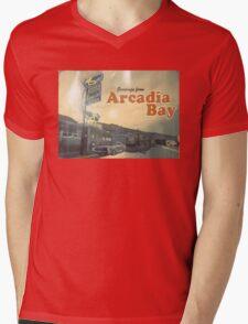 Life is strange from Arcadia Bay Mens V-Neck T-Shirt