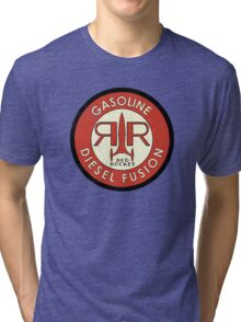 Red Rocket  Tri-blend T-Shirt