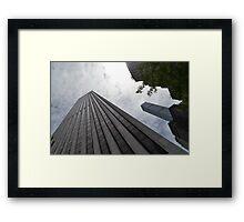 Like An NYC Skyscraper Framed Print