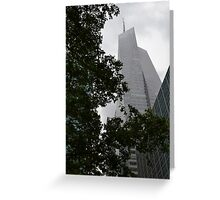 Reach New Heights Greeting Card